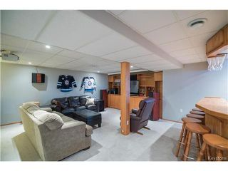 Photo 13: 595 Paddington Road in Winnipeg: River Park South Residential for sale (2F)  : MLS®# 1704729