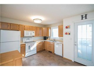 Photo 6: 595 Paddington Road in Winnipeg: River Park South Residential for sale (2F)  : MLS®# 1704729