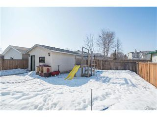 Photo 20: 595 Paddington Road in Winnipeg: River Park South Residential for sale (2F)  : MLS®# 1704729