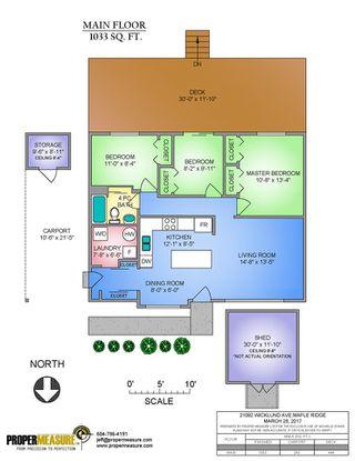 Photo 19: 21092 WICKLUND Avenue in Maple Ridge: Northwest Maple Ridge House for sale : MLS®# R2151756