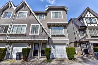 "Photo 1: 44 12778 66 Avenue in Surrey: West Newton Townhouse for sale in ""Hathaway Village"" : MLS®# R2153687"