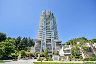 """Photo 1: 1007 280 ROSS Drive in New Westminster: Fraserview NW Condo for sale in """"THE CARLYLE"""" : MLS®# R2194629"""