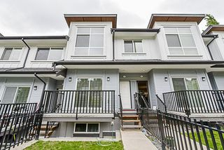Photo 1: 13 6162 138 Street in Surrey: Sullivan Station Townhouse for sale : MLS®# R2199251