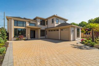 Main Photo: 3471 ULLSMORE Avenue in Richmond: Seafair House for sale : MLS®# R2207586