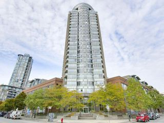 Photo 1: 1703 63 KEEFER Place in Vancouver: Downtown VW Condo for sale (Vancouver West)  : MLS®# R2208483