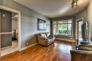 Photo 3: 111 8258 207A STREET in Langley: Willoughby Heights Condo for sale : MLS®# R2200627