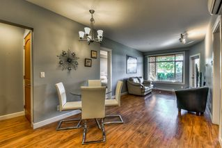 Photo 2: 111 8258 207A STREET in Langley: Willoughby Heights Condo for sale : MLS®# R2200627
