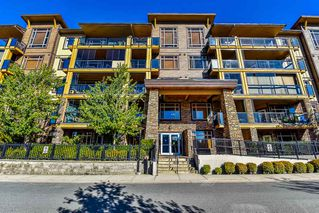 Photo 1: 111 8258 207A STREET in Langley: Willoughby Heights Condo for sale : MLS®# R2200627