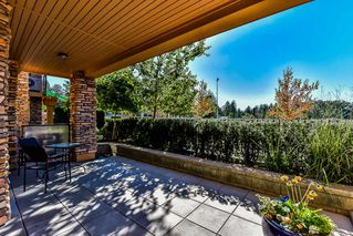 Photo 18: 111 8258 207A STREET in Langley: Willoughby Heights Condo for sale : MLS®# R2200627