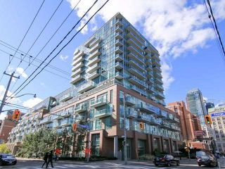 Photo 1: 112 George St Unit #S325 in Toronto: Moss Park Condo for sale (Toronto C08)  : MLS®# C3943518
