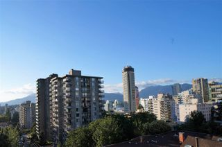 """Photo 2: 802 1277 NELSON Street in Vancouver: West End VW Condo for sale in """"THE JETSON"""" (Vancouver West)  : MLS®# R2240721"""