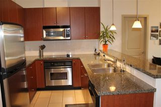 "Photo 6: 401 100 CAPILANO Road in Port Moody: Port Moody Centre Condo for sale in ""SUTERBROOK"" : MLS®# R2244318"