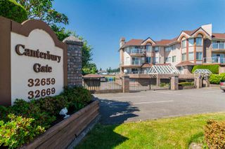 Photo 1: 18 32659 GEORGE FERGUSON Way in Abbotsford: Abbotsford West Townhouse for sale : MLS®# R2251410