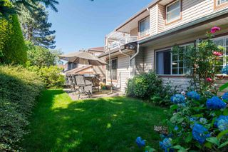Photo 2: 18 32659 GEORGE FERGUSON Way in Abbotsford: Abbotsford West Townhouse for sale : MLS®# R2251410