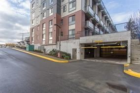 "Photo 1: 106 3090 GLADWIN Road in Abbotsford: Central Abbotsford Condo for sale in ""HUDSON LOFT"" : MLS®# R2266287"