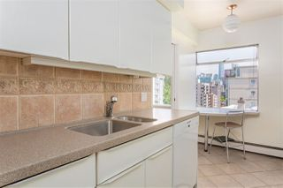 """Photo 5: 801 1960 ROBSON Street in Vancouver: West End VW Condo for sale in """"LAGOON TERRACE"""" (Vancouver West)  : MLS®# R2270838"""