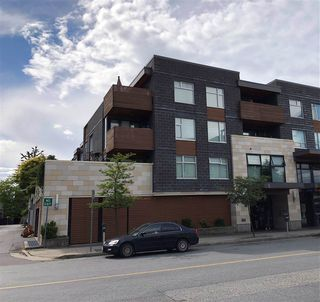 Main Photo: 404 2525 BLENHEIM Street in Vancouver: Kitsilano Condo for sale (Vancouver West)  : MLS®# R2278188