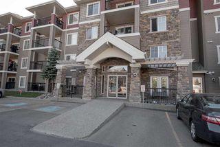 Main Photo: 335 2096 BLACKMUD CREEK Drive in Edmonton: Zone 55 Condo for sale : MLS®# E4119813