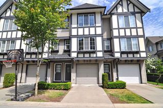 "Photo 1: 122 20875 80 Avenue in Langley: Willoughby Heights Townhouse for sale in ""Pepperwood"" : MLS®# R2288790"