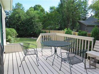 Photo 20: 34 Harrogate Bay in Winnipeg: Charleswood Residential for sale (1G)  : MLS®# 1819592