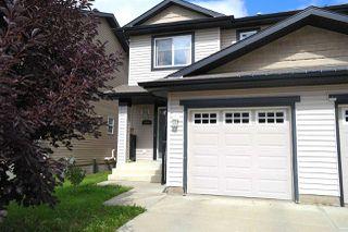 Main Photo: 2024 HAMMOND Close in Edmonton: Zone 58 House Half Duplex for sale : MLS®# E4127534