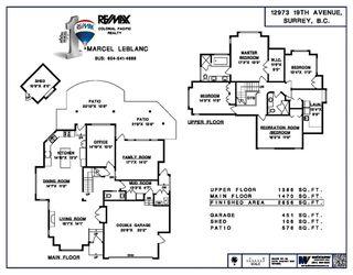 "Photo 14: 12973 19 Avenue in Surrey: Crescent Bch Ocean Pk. House for sale in ""Ocean Park Amble Green West"" (South Surrey White Rock)  : MLS®# R2306445"