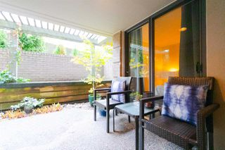 """Photo 12: E108 628 W 12TH Avenue in Vancouver: Fairview VW Condo for sale in """"CONNAUGHT GARDENS"""" (Vancouver West)  : MLS®# R2319711"""