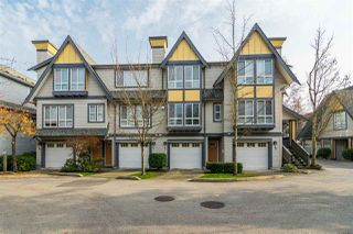"Main Photo: 42 16388 85 Avenue in Surrey: Fleetwood Tynehead Townhouse for sale in ""Camelot"" : MLS®# R2322458"