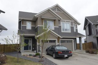 Main Photo: 5509 CRABAPPLE LOOP in Edmonton: Zone 53 House Half Duplex for sale : MLS®# E4135895