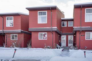 Main Photo: 11 4707 126 Avenue in Edmonton: Zone 35 Townhouse for sale : MLS®# E4137584