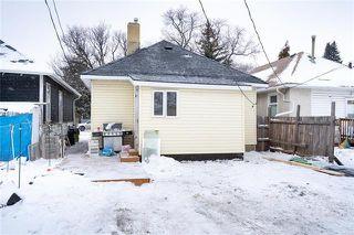 Photo 15: 245 Amherst Street in Winnipeg: Deer Lodge Residential for sale (5E)  : MLS®# 1831268