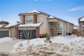 Photo 1: 228 Stan Bailie Drive in Winnipeg: South Pointe Residential for sale (1R)  : MLS®# 1904414