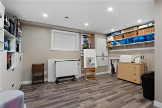 Photo 20: 228 Stan Bailie Drive in Winnipeg: South Pointe Residential for sale (1R)  : MLS®# 1904414