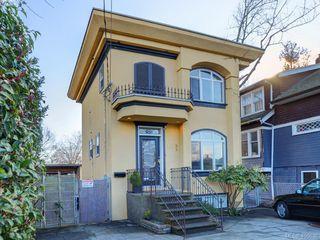 Main Photo: 1139B Empress Avenue in VICTORIA: Vi Central Park Single Family Detached for sale (Victoria)  : MLS®# 406638