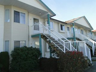 "Photo 1: 37 45640 STOREY Avenue in Sardis: Sardis West Vedder Rd Townhouse for sale in ""Whispering Pines"" : MLS®# R2354742"