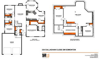 Photo 30: 335 CALLAGHAN Close in Edmonton: Zone 55 House for sale : MLS®# E4150203