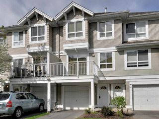 "Photo 1: 34 20890 57 Avenue in Langley: Langley City Townhouse for sale in ""ASPEN GABLES"" : MLS®# R2362904"