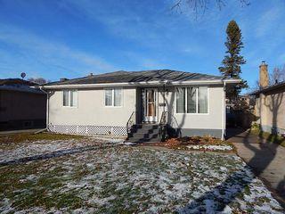 Photo 1: 319 Oakland Avenue in Winnipeg: North Kildonan House for sale ()  : MLS®# 1727613