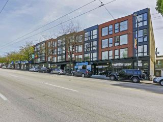 Photo 1: 306 2636 E HASTINGS Street in Vancouver: Renfrew VE Condo for sale (Vancouver East)  : MLS®# R2370868