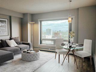 Photo 2: 1605 10136 104 Street in Edmonton: Zone 12 Condo for sale : MLS®# E4158788
