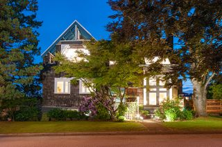 Photo 1: 7625 BORDEN Street in Vancouver: Fraserview VE House for sale (Vancouver East)  : MLS®# R2374473