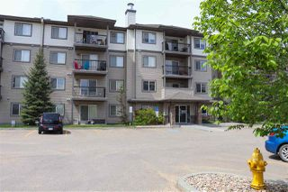 Photo 1: 334 1180 HYNDMAN Road in Edmonton: Zone 35 Condo for sale : MLS®# E4160789