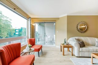 """Photo 3: 308 3590 W 26TH Avenue in Vancouver: Dunbar Condo for sale in """"DUNBAR HEIGHTS"""" (Vancouver West)  : MLS®# R2380999"""