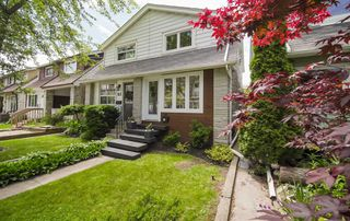 Photo 1: 64 Larchmount Avenue in Toronto: South Riverdale House (2-Storey) for sale (Toronto E01)  : MLS®# E4489752