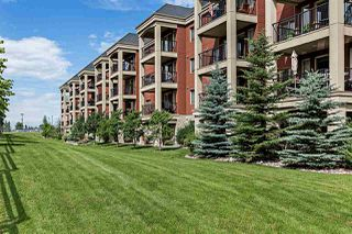 Main Photo: 311 500 PALISADES Way: Sherwood Park Condo for sale : MLS®# E4167631