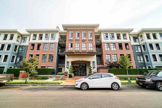 """Photo 1: 416 15168 33 Avenue in Surrey: Morgan Creek Condo for sale in """"Elgin House"""" (South Surrey White Rock)  : MLS®# R2403488"""