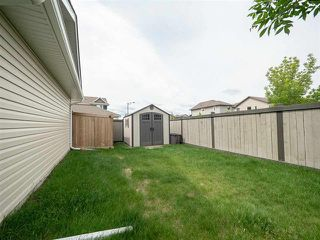 Photo 23: 704 176 ST SW in Edmonton: Zone 56 Attached Home for sale : MLS®# E4167890