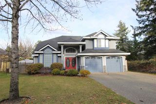 "Photo 1: 20825 43 Avenue in Langley: Brookswood Langley House for sale in ""Cedar Ridge"" : MLS®# R2423008"
