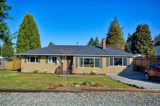 Photo 1: 14967 KEW Drive in Surrey: Bolivar Heights House for sale (North Surrey)  : MLS®# R2447447