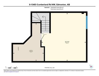 Photo 15: 8 13403 CUMBERLAND Road in Edmonton: Zone 27 House Half Duplex for sale : MLS®# E4203399